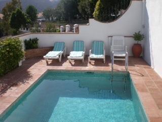 """The casa buena vista"", pool, Breakfast included. - Arriate vacation rentals"