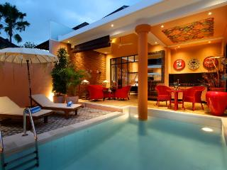 #A1 Colorful and modern villa 500m from Seminyak beach - Seminyak vacation rentals