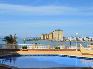 Front Line - Fantastic Sea View - Pool - Balcony - 6506 - La Manga del Mar Menor vacation rentals