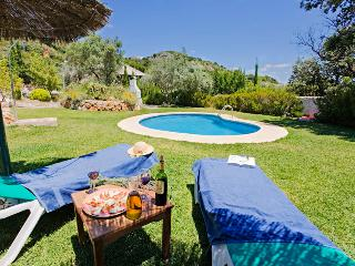 Perfect 4 bedroom Villa in El Chorro - El Chorro vacation rentals