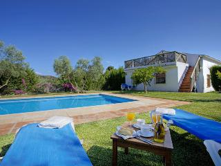 Villa El Chorro 3BD private pool Rocabella - El Chorro vacation rentals