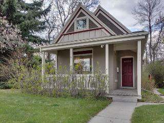 Bright 4 bedroom House in Bozeman with Internet Access - Bozeman vacation rentals