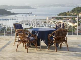 Apartment with large panoramic terrace - Saint-Mandrier-sur-Mer vacation rentals