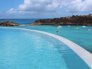 Villa Sugar Mill at Galley Bay Hill, Antigua - Ocean View, Pool, Rooftop Garden - Five Islands Village vacation rentals