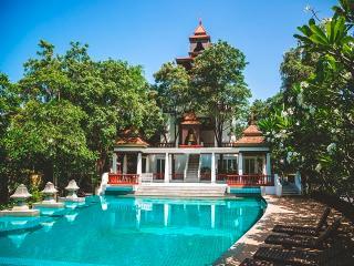 Pattaya Jomtien Chic Villa 7+1 kids - Pattaya vacation rentals