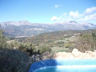 Pauline's House - Spacious country getaway in Andalusia w/ pool, stunning view of Guardiaro Valley - Algatocin vacation rentals