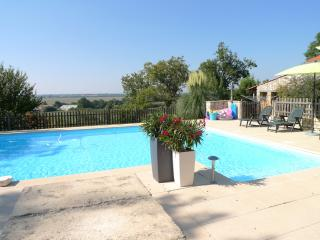 3 bedroom House with Deck in Lairoux - Lairoux vacation rentals