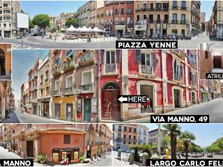 Apartment Via Manno - Cagliari vacation rentals