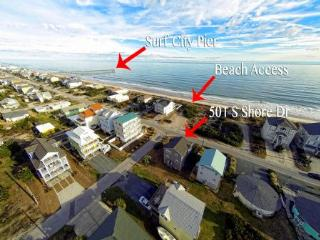 501 S. Shore Drive - Surf City vacation rentals