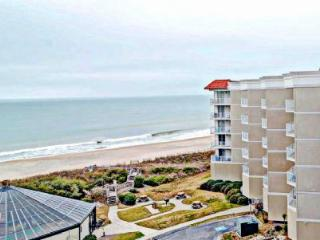 Charming Condo with Internet Access and A/C - North Topsail Beach vacation rentals