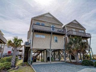 Bright House with Deck and Internet Access - North Topsail Beach vacation rentals