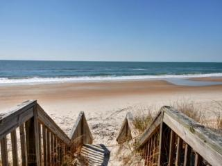 Perfect House with Deck and Internet Access - North Topsail Beach vacation rentals