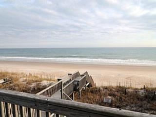 Upper Deck Ocean View - 3952 Island Drive - North Topsail Beach - rentals