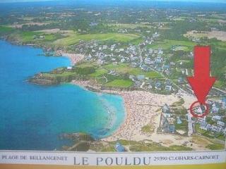 appartement les pieds dans l'eau - Clohars-Carnoet vacation rentals