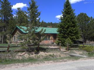 3 bedroom Cabin with Deck in Allenspark - Allenspark vacation rentals
