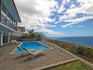Villa Panoramica with private heated pool - Arco da Calheta vacation rentals