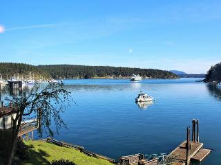 NEWLY LISTED! WATERFRONT! DOCK ACCESS - Friday Harbor vacation rentals