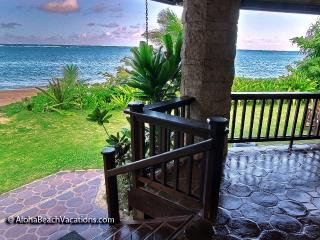 Anini Ohana Beachfront Hale - Princeville vacation rentals