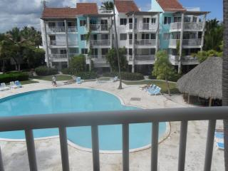 Playa Turquesa O-302 Premier Beachfront Pool View - Bavaro vacation rentals