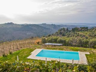 Amarrante Limonaia holiday apartment - Montaione vacation rentals