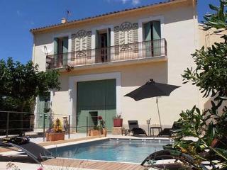 Lezignan-la-Cebe holiday villas in South France - Lezignan-la-Cebe vacation rentals
