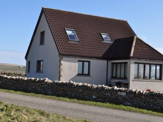Lovely House in Birsay with Local Guides, sleeps 8 - Birsay vacation rentals