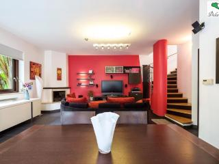 Luxury Villa Mondello with Garden (Palermo) - Mondello vacation rentals