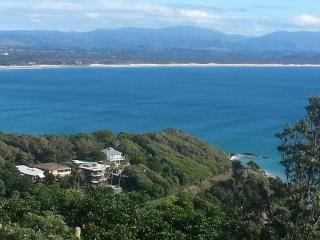 Views over Wategos Beach to Byron Bay Lighthouse - Byron Bay vacation rentals
