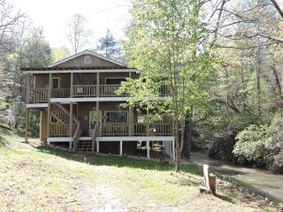 Wine Down the River over Trout Stream - Helen vacation rentals