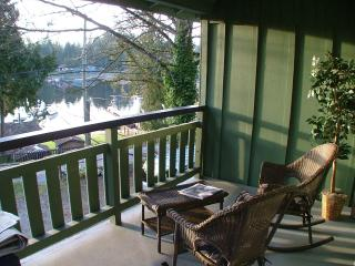 Cozy Shawnigan Lake Cottage rental with Deck - Shawnigan Lake vacation rentals