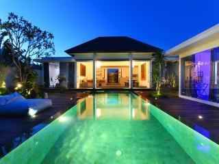 Complex of cozy tropical and modern villas 6BR - Seminyak vacation rentals