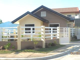Cozy and new 2 BR bungalow with garden lawn - Bacolod vacation rentals