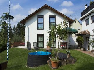 Vacation Home in Sachsenheim - 2 bedrooms, max. 4 People (# 7386) - Pforzheim vacation rentals