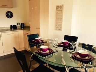 St James Gate - Stunning City Centre Apartment - Newcastle upon Tyne vacation rentals