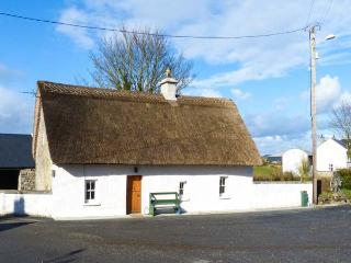 HIGH NELLY COTTAGE, pet-friendly, woodburner, WiFi, character beams, thatched cottage near Abbeyleix, Ref 923044 - Knightstown vacation rentals