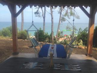 Solenzara Villa 11 Pers Sea View on the Beach - Sari-Solenzara vacation rentals