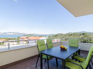 Apartments Gusti - Four-Bedroom Apartment with Balcony adn Sea View - Poluotok Peljesac vacation rentals