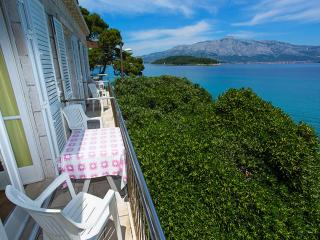 Apartments Nikolina-Two-Bedroom Apartment with Balcony - Island Korcula vacation rentals