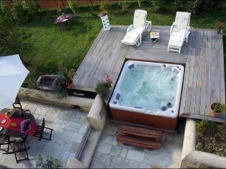 House naturelle  in charente maritime with hot tub - Saint-Genis-de-Saintonge vacation rentals