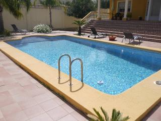 Beautiful Villa for 10 people. - Denia vacation rentals