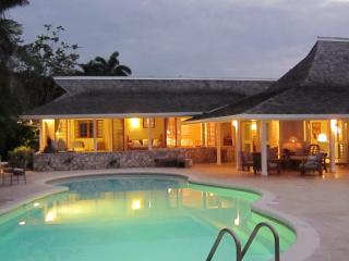 Sunset on the Beach at the Tryall Club - Jamaica vacation rentals