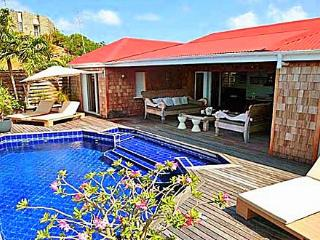 Nice House with Internet Access and Private Outdoor Pool - Saint Barthelemy vacation rentals