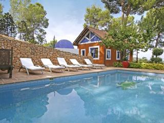 Perfect 6 bedroom Ibiza House with DVD Player - Ibiza vacation rentals