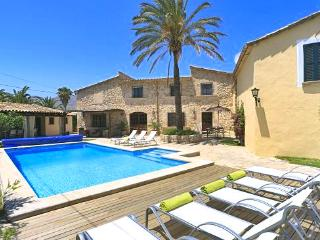 Comfortable House with Private Outdoor Pool and DVD Player - Cala San Vincente vacation rentals