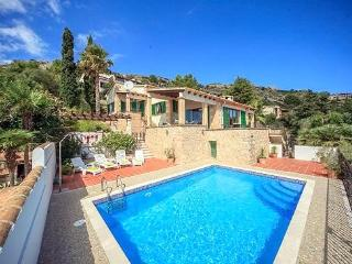 4 bedroom House with DVD Player in Cala San Vincente - Cala San Vincente vacation rentals