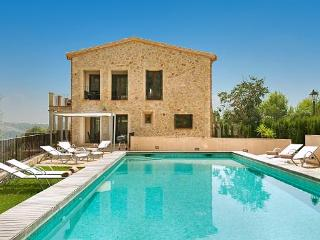 Bright House with Private Outdoor Pool and A/C - Puigpunyent vacation rentals