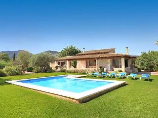4 bedroom House with DVD Player in Pollenca - Pollenca vacation rentals