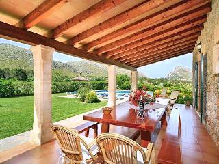 3 bedroom House with A/C in Puerto Pollensa - Puerto Pollensa vacation rentals