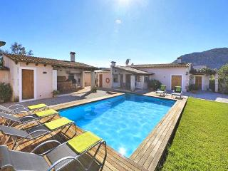 3 bedroom House with DVD Player in Pollenca - Pollenca vacation rentals