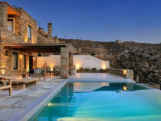 Bright House in Kea with Private Outdoor Pool, sleeps 10 - Kea vacation rentals